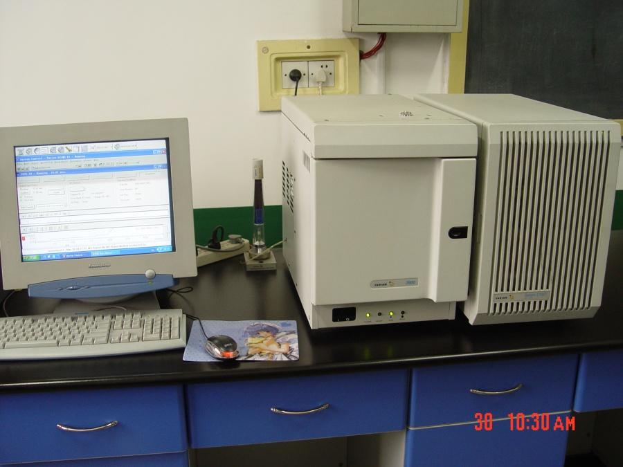 大型竞博jbo电竞 气相色谱-质谱联用仪